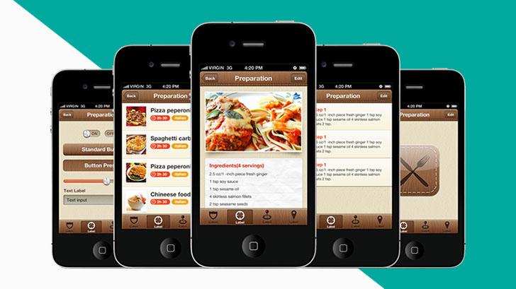 Design an ios App