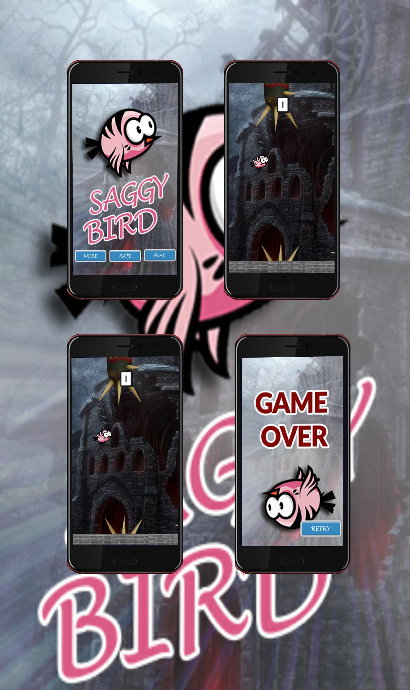 Saggy Bird